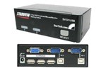 SV231USBGB - StarTech.com 2 Port Professional USB KVM Switch Kit mit Kabel - KVM Switch - 2 Anschlüsse