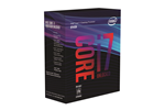 BX80684I78700K - Intel Core i7-8700K Coffee Lake CPU - 6 Kerne 3.7 GHz - Intel LGA1151 - Intel Boxed