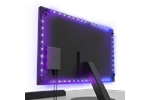 "AC-HUEHU-B1 - NZXT HUE 2 Ambient RGB Light Kit 27""-35"" monitors"