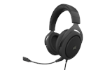 CA-9011215-EU - Corsair HS50 PRO STEREO Gaming Headset - Carbon - Schwarz