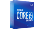 BX8070110850K - Intel Core i9-10850K Comet Lake CPU - 10 Kerne 3.6 GHz - Intel LGA1200 - Intel Boxed without heatsink/fan