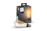 929002459201 - Philips Hue White Filament ST72 E27 Bulb - BT