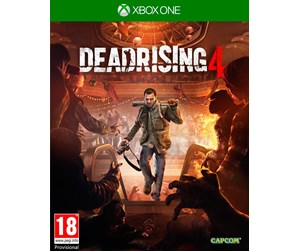 6AA-00014 - Dead Rising 4 - Microsoft Xbox One - Action - PEGI 18