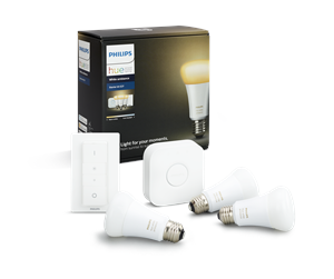 929001200161 - Philips Hue White Switch Starter Kit 3 x E27-Lichtquellen