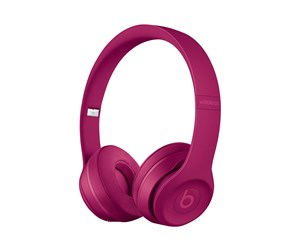 MPXK2ZM/A - Apple Beats Solo3 Wireless - Neigborhood Brick Red - Rot