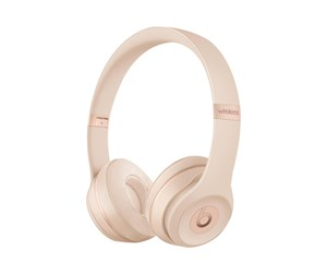 MR3Y2ZM/A - Apple Beats Solo3 Wireless - Matte Gold - Gold