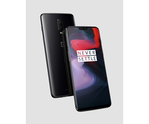 5011100386 - OnePlus 6 128GB/8GB - Mirror Black