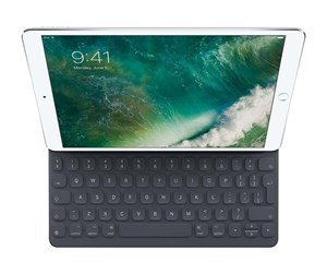 MPTL2Z/A - Apple Smart Keyboard for 10.5-inch iPad Pro - International - Tastatur & Folio-Set - Schwarz