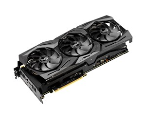 90YV0CC0-M0NM00 - ASUS GeForce RTX 2080 Ti ROG STRIX OC - 11GB GDDR6 - Grafikkarte