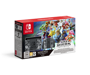 0045496452452 - Nintendo Switch - Super Smash Bros. Ultimate edition