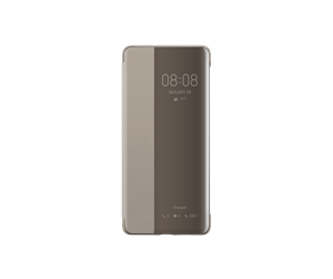 51992886 - Huawei P30 Pro Smart View Cover - Khaki