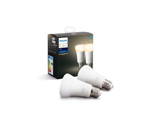 929001821605 - Philips Hue White E27 Lichtquelle - BT - 2er Pack