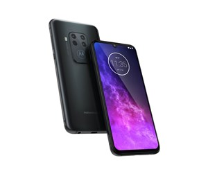 PAG20021NL - Motorola One Zoom 128GB - Electric Grey
