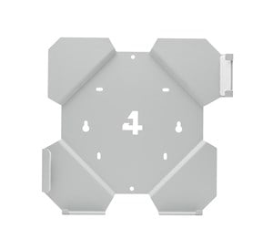 4M-PS4S-W-V1 - 4Mount Wall mount for PS4 Slim - White - Zubehör - Sony PlayStation 4