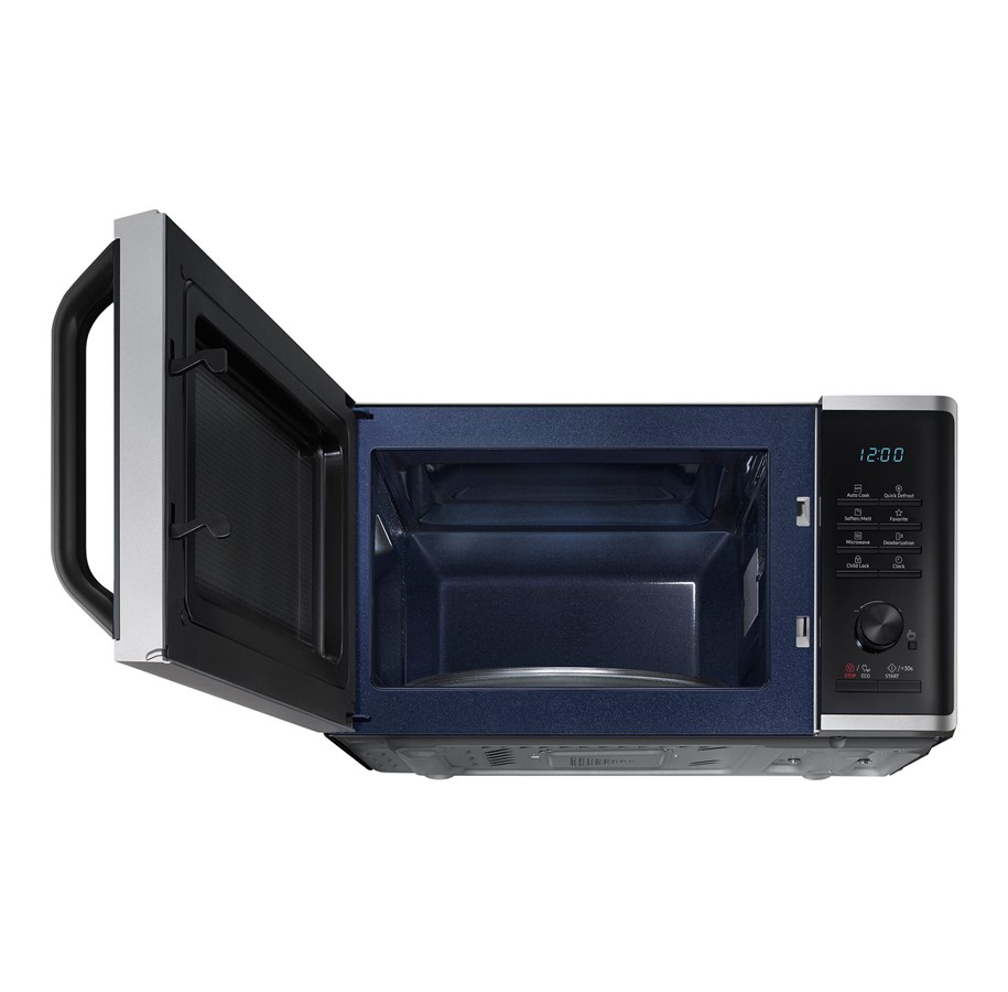 Samsung MS23K3515AS microwave oven freestanding silver